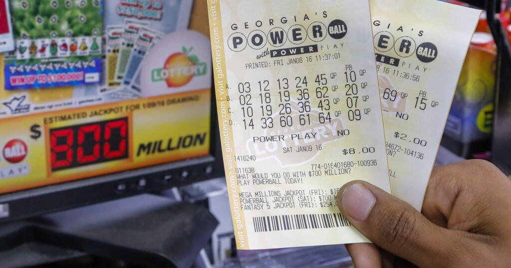 The American Powerball Lottery