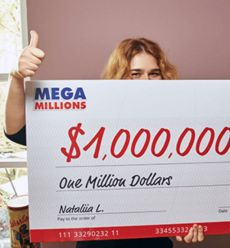 RUSSIAN WINS $1 MILLION