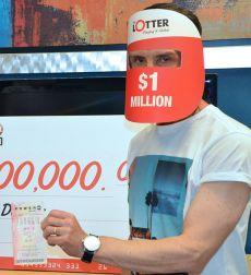 AUSTRALIAN WINS $1 MILLION