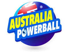 Australian Powerball Lotto Logo