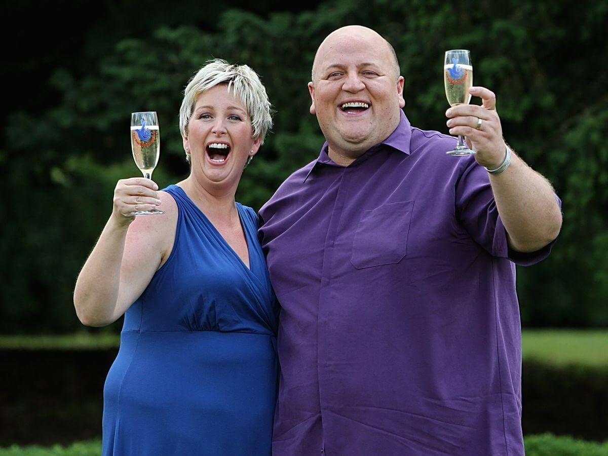 Bayfords Won the Lottery, but Lost Their Marriage