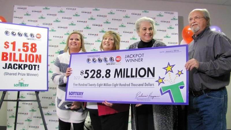Credit - Tennessee Lottery