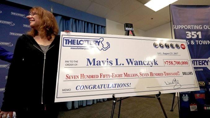 Mavis Wanczyk Has 758.7 Million Reasons to Celebrate in 2017