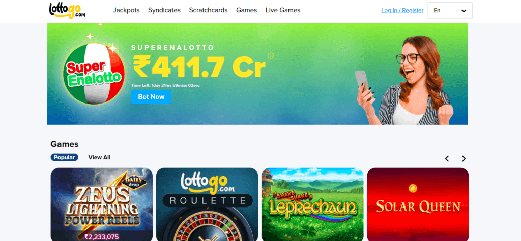 LotteryGo