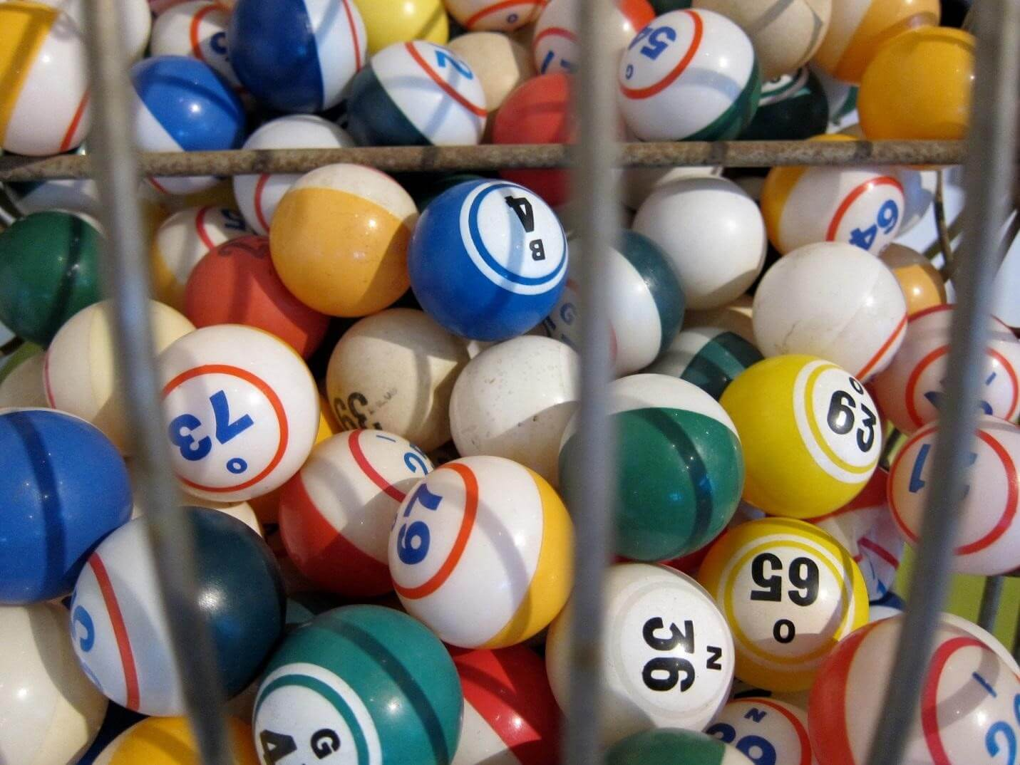 Weighted Lottery Balls