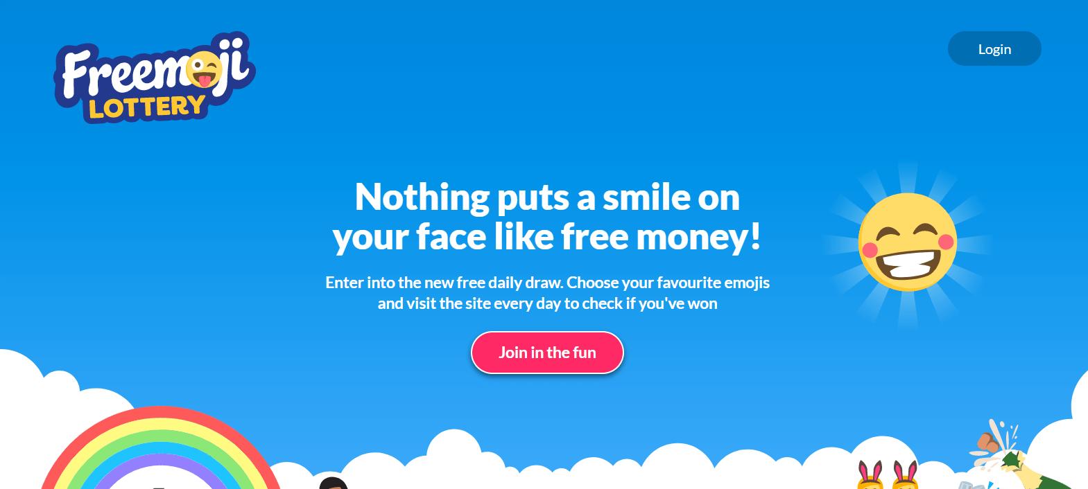 Freemoji Lottery