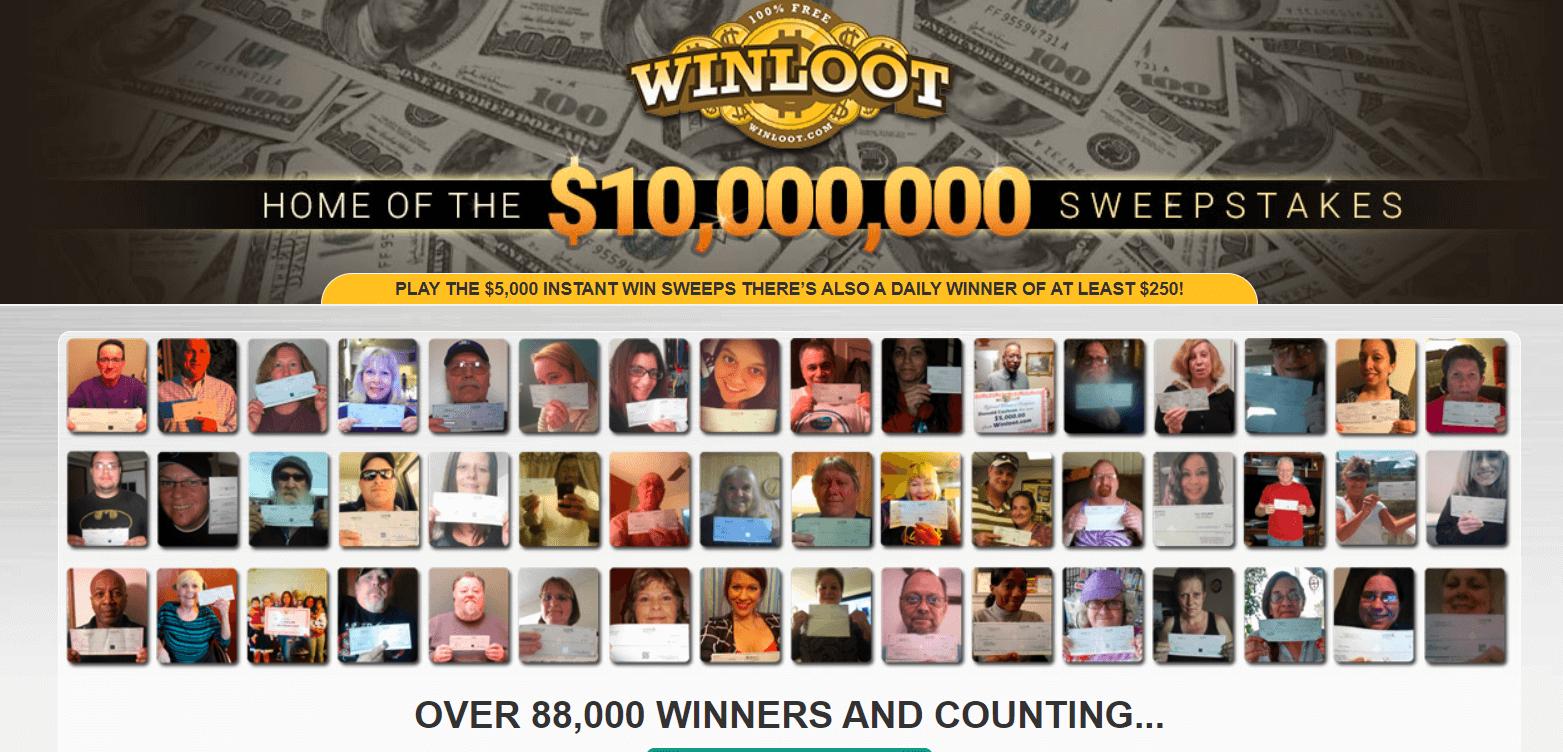 Win Loot