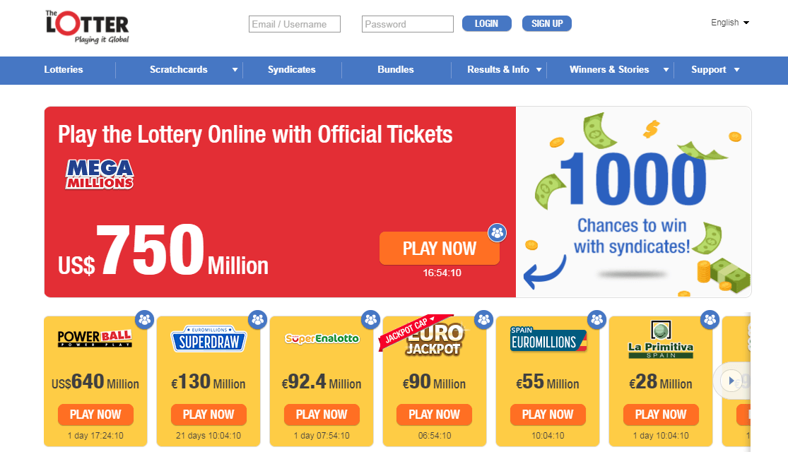 Find a Reliable Lottery Website