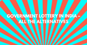 Government Lottery in India