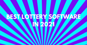 Best Lottery Software in 2021