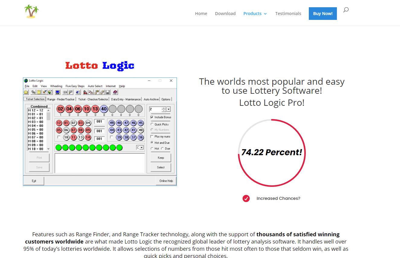Lotto Logic