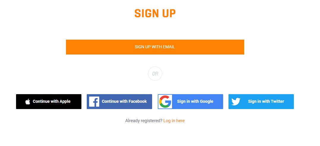 BOTB Signup