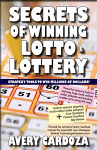 Secrets of Winning Lotto & Lottery Book