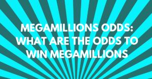 MegaMillions Odds
